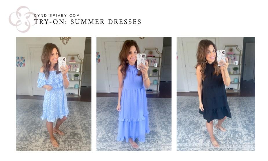 Try-On: Summer Dresses