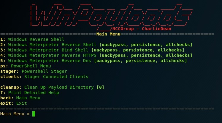 Cynergy Solutions Sdn Bhd – Winpayloads – An Open Source Tool for