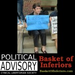 Basket Of Inferiors 0003: Idiots Who Voted For Obama in 2012.