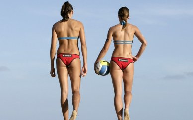 Volleyball Girls. Yes. Thank you.