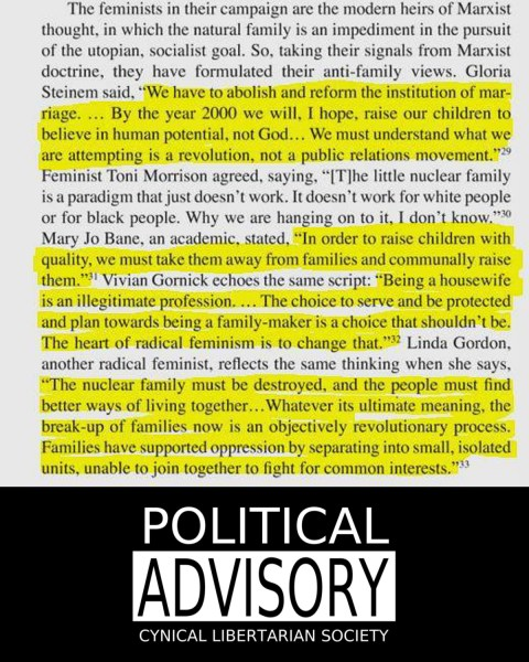 destroy the family - cls