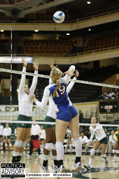 Volleyball chycks don't give a fuck about losing. They are too busy giving a fuck about winning.