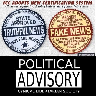 true news fake news - cls