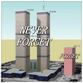 forget never forget