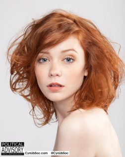 It's OK to be a redhead.