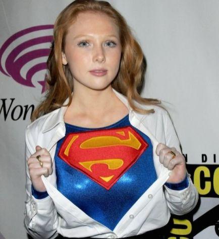 molly quinn supergirl