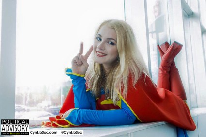 Supergirl will have two Dutch field hockey girls. That leaves the rest for TGO.