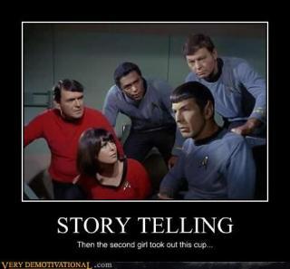 story-telling