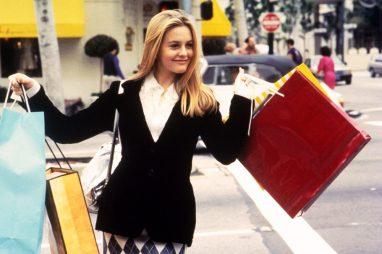 alicia shopping