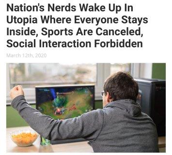 nerd paradise