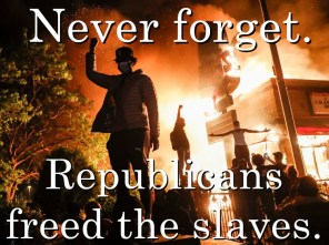 republicucks freed the slaves 1