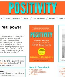 Barbara Fredrickson Positivity Radio