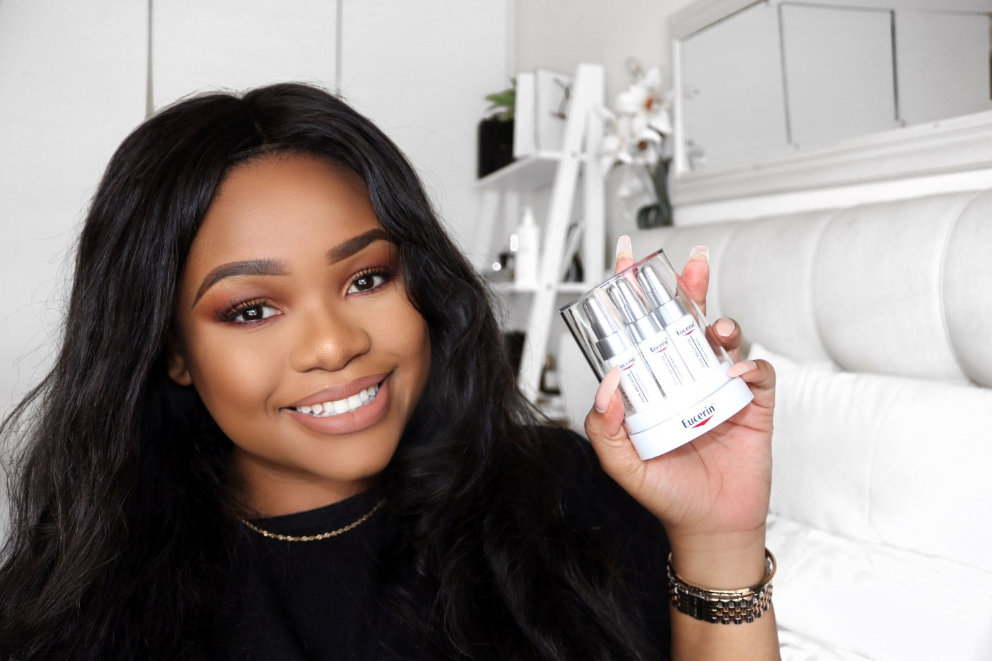 EUCERIN EVEN BRIGHTER RESULTS & GIVEAWAY WINNER
