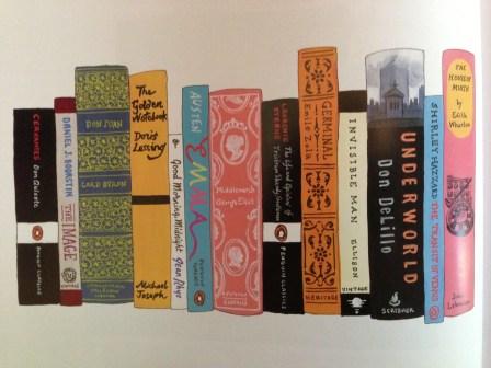 jennifer egan's ideal bookshelf
