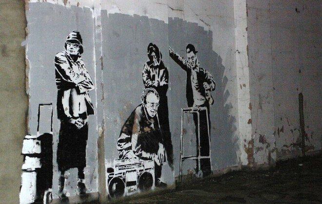 Banksy seniors