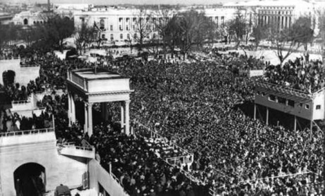 jfk inauguration1