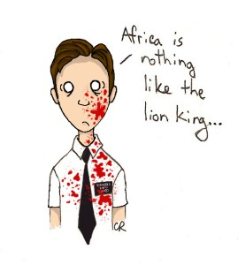 I think that movie took a lot of artistic license by tee-kyrin | Book of Mormon