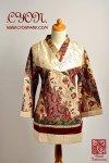 Fashion Baju Blouse - Women'S Lace Blouses