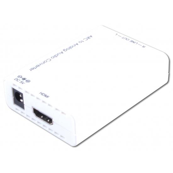 HDMI ARC to Analog Audio Converter