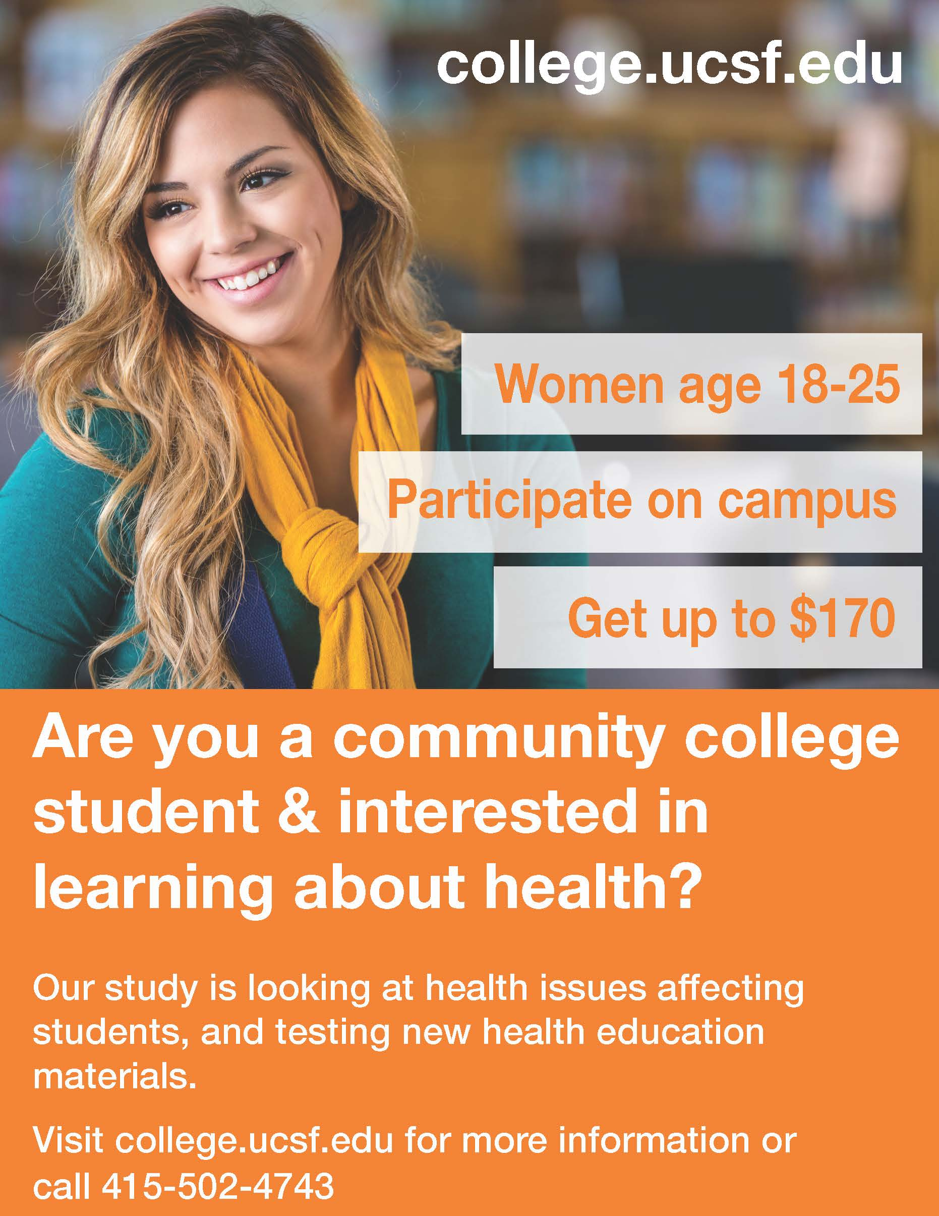 College Health Study – Cypress College