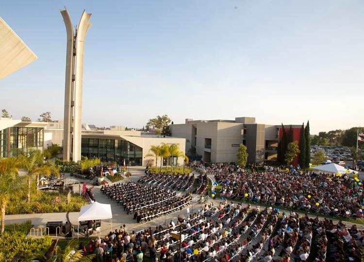 Cypress College Graduation