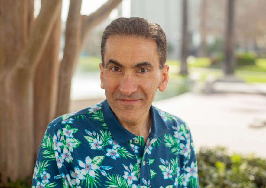Professor Ron Armale