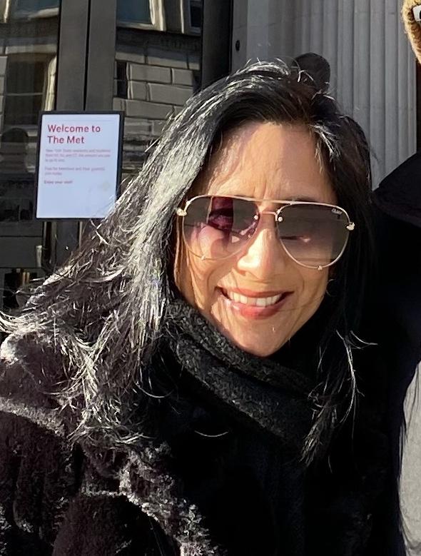 Professor Ruth Gutierrez