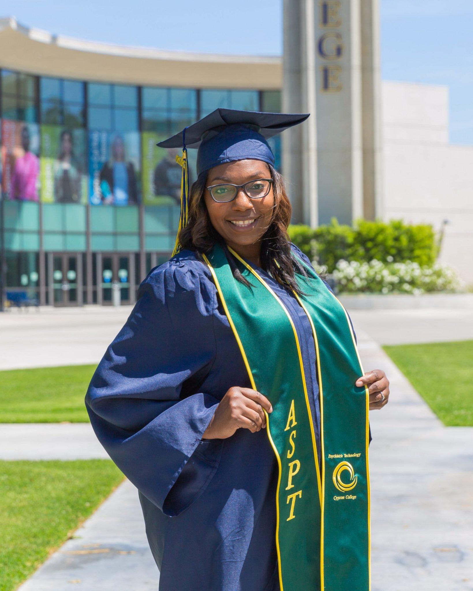 Presidential Scholar of Distinction, Christina Williams, Health Science