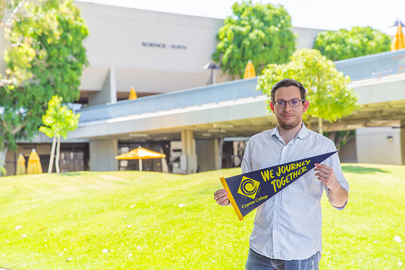 Student Francisco Cornejo-Garcia