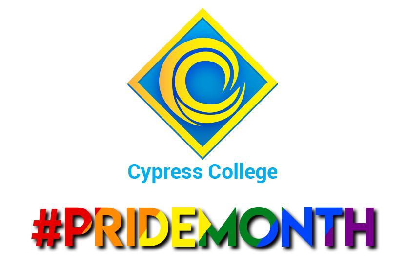 Pride month logo