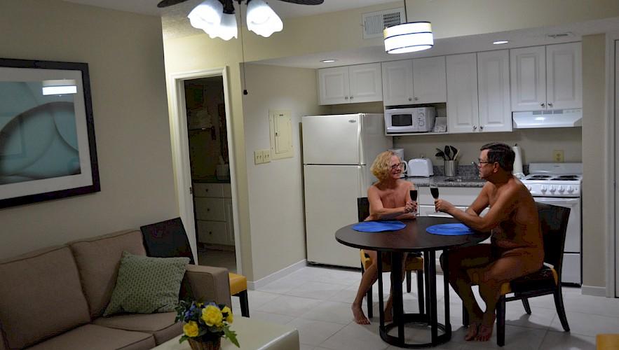 Accommodations  Cypress Cove Nudist Resort