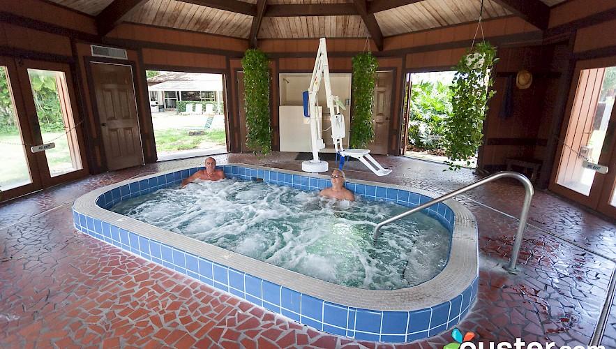 Heated Swimming Pools  Cypress Cove Nudist Resort