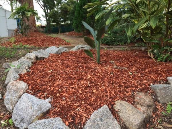 cypress colours uluru red mulch