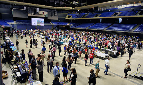 CFISD, the third-largest school district in Texas and 22nd-largest in the nation, will open its doors to prospective new employees at the CFISD meet-and-greet Career Fair on April 24 at the Berry Center. (CFISD courtesy photo)