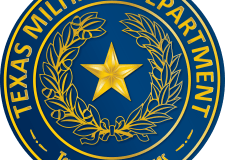 Texas Military Department seal