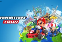Nintendo has slated Mario Kart Tour for release on iOS and Android devices on Sept. 25, 2019. (image courtesy Nintendo)