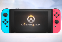 Overwatch is slated for release on the Nintendo Switch on Oct. 15, 2019. (Nintendo)