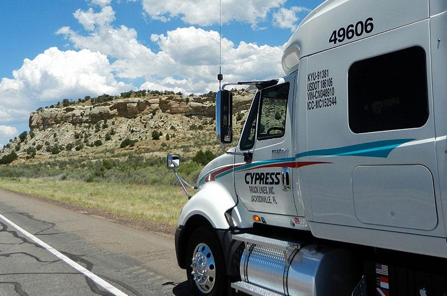 Flatbed Truck Driving Jobs  Cypress Truck Lines Inc