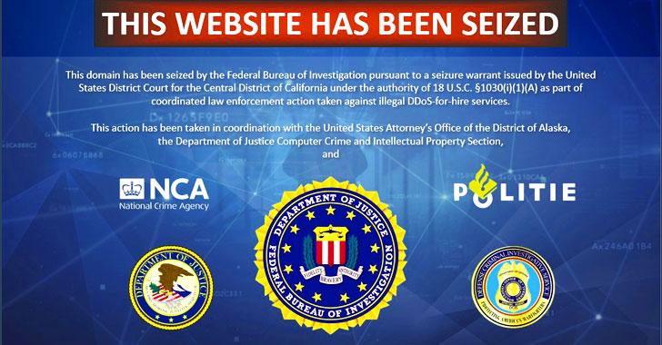 FBI beslagtog 15 DDoS-uthyrningstjänster – 3 operatörer gripna