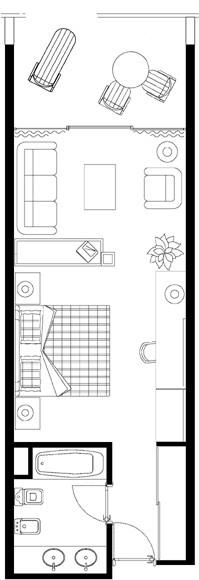 Amathus Junior Suites