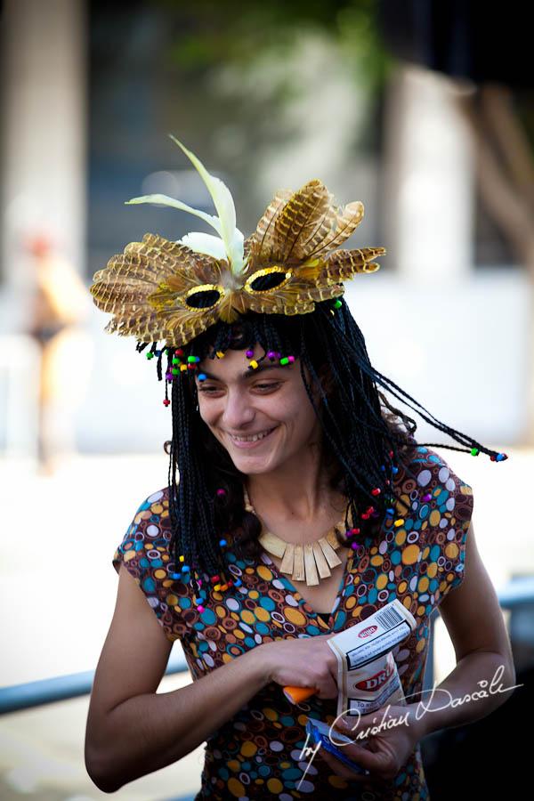 Limassol Carnival Photos  Random People Through My Lens