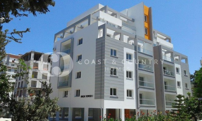 High Tower Ii Luxury Kyrenia City Apartments Cyprus