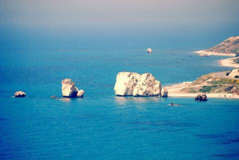 1. Petra tou Romiou National Forest Park
