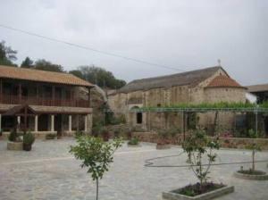 Ιερά Μονή Αγίας Θέκλας Πηγή: Ιερά Αρχιεπισκοπή Κύπρου