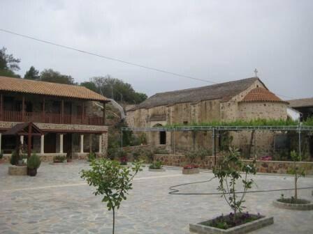 Agia Thekla Convent