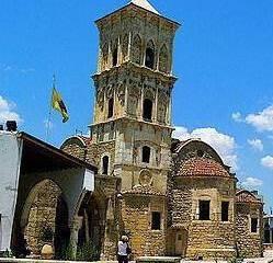 Local Route: Larnaka – Ammochostos Religious Route