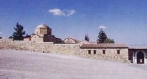 Ιερά Μονή Αγίου Ηρακλειδίου Πηγή : Ιερά Αρχιεπισκοπή Κύπρου