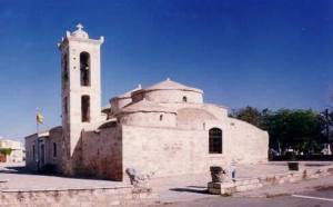 Εκκλησία Αγίας Παρασκευής Γεροσκήπου Πηγή: Ιερά Μητρόπολη Πάφου