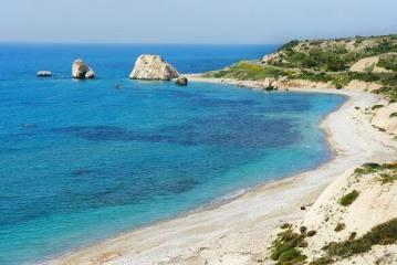 Petra tou Romiou – Rock of Aphrodite