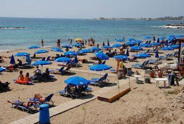 Vrisoudia A Beach – Blue Flag